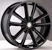 OX Wheel - 801 Black