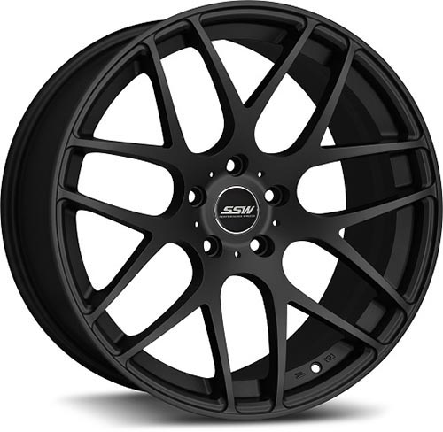 SSW Performance Wheels - LXM-1 M-Spec Black