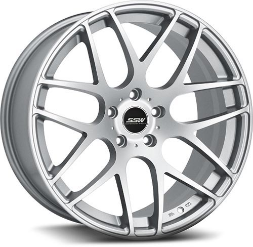 SSW Performance Wheels - LXM-1 M-Spec Hyper Silver