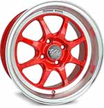 SSW Performance Wheels - S212 Tuning Red