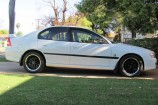 Alloy Wheels VZ Commodore  OX 631 17in