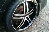Alloy Wheels Ford FG XR6  Versus 20in 385 Ultra