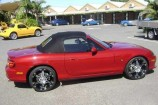 Alloy Wheels 2005 Mazda MX-5  17in Osaka Sparks