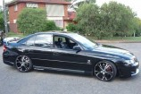 Alloy Wheels 2003 HSV Clubsport Y SII  Osaka Mannus 20in