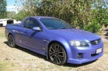 Alloy Wheels 2007 Holden Ute VE SS  20in Advanti Tourer