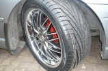 Alloy Wheels Ford XR6  King Sinner Hyper Black 18in