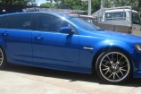 Alloy Wheels VE Commodore Wagon  Enix Hornet 19in