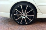 Alloy Wheels 04 Mitsubishi Lancer VRX  Koya Edge 18in
