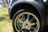 Alloy Wheels 2005 Holden Rodeo  OX 647 Chrome 22in