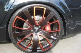 Alloy Wheels 08 HSV Clubby R8  22in Advanti Tourer Red