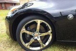 Alloy Wheels 2009 Nissan 370Z Z34  XHP Jet Chrome 20in