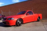 Alloy Wheels 05 Ford Falcon BA Ute  20in Osaka Mannus