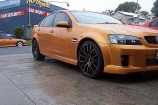 Alloy Wheels Holden VE Commodore  20in Advanti Tourer Ltd