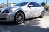 Alloy Wheels VE Commodore  Koya Inox Khan 20in