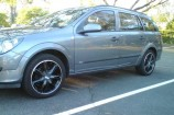 Alloy Wheels 2010 Holden Astra CD  Advanti Chaser