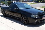 Alloy Wheels Ford XR6 Ute  Versus Affliction